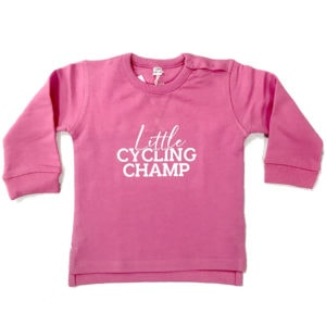 little cycling champ