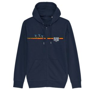 belgian cycling hoody