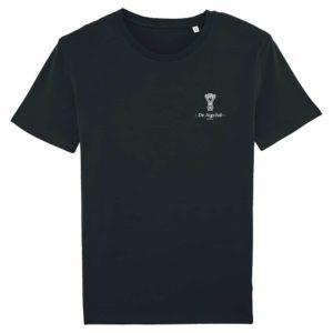 De Jogclub Podcast Heren T-shirt Zwart
