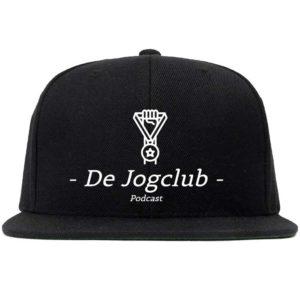 De Jogclub Podcast Snapback Cap