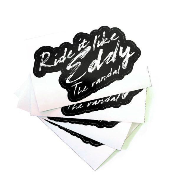 ride like eddy