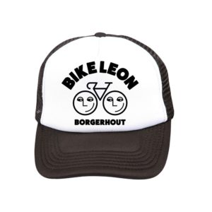 bike leon trucker cap