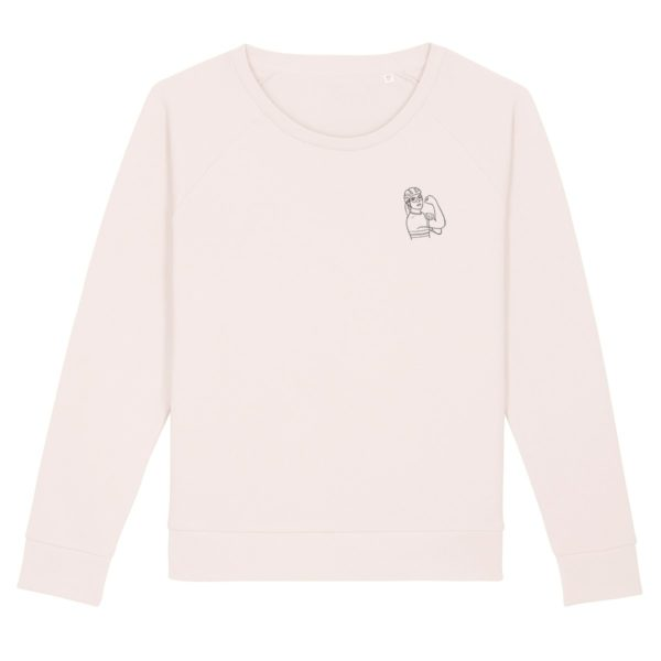we can do it dames sweater