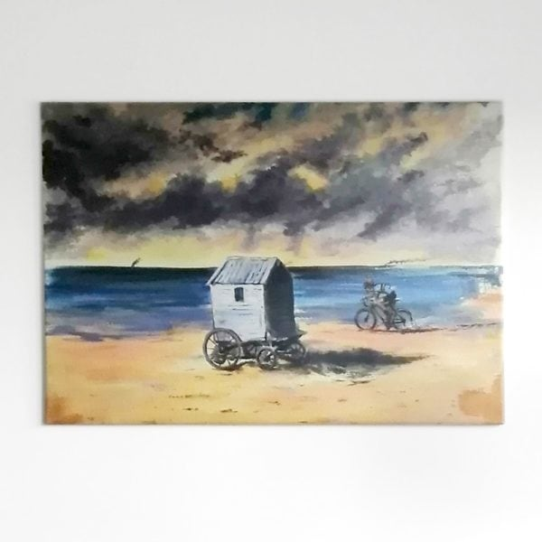 canvas - beach meets cyclocross