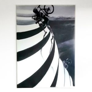 canvas - cyclocross meets art