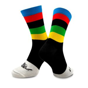 Rainbow Casual Socks