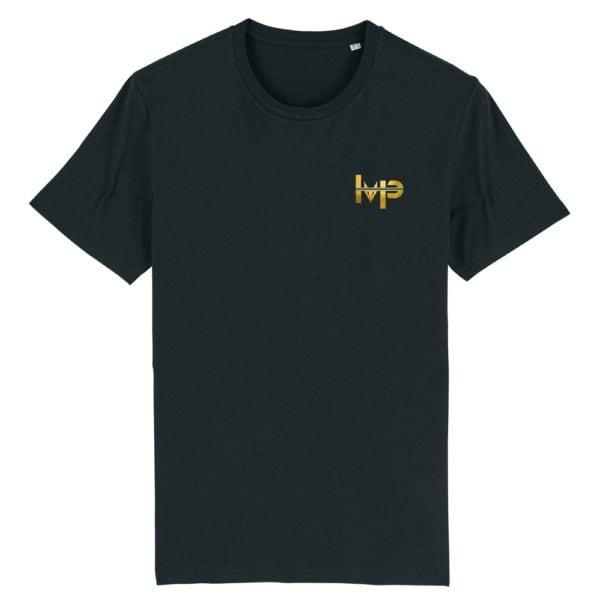 MP shirt zwart