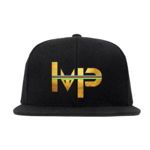 MP snapback cap