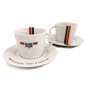 Belgian Cycling Cappucinotas DUO