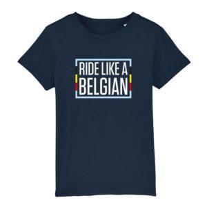 Ride Like A Belgian - Kids