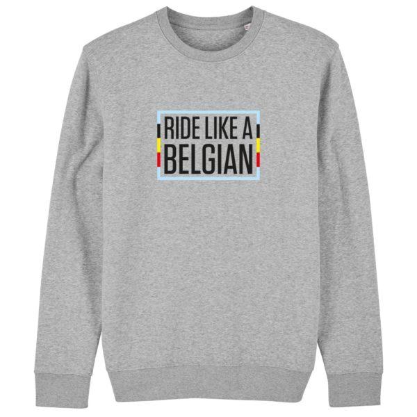 Ride Like A Belgian - Sweater