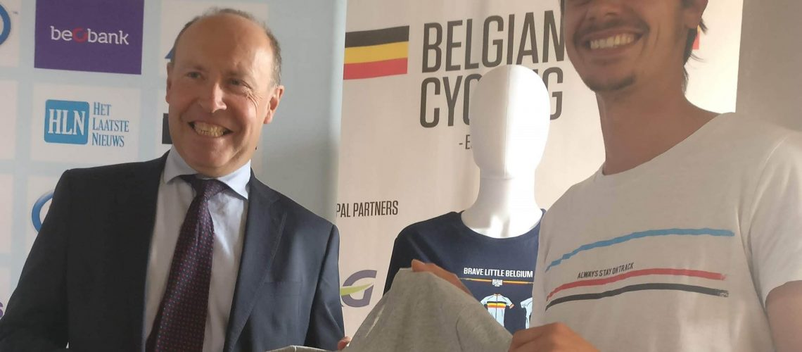 Belgian Cycling meets The Vandal