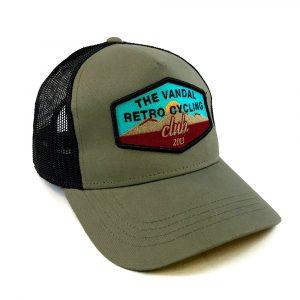 cotton trucker cap